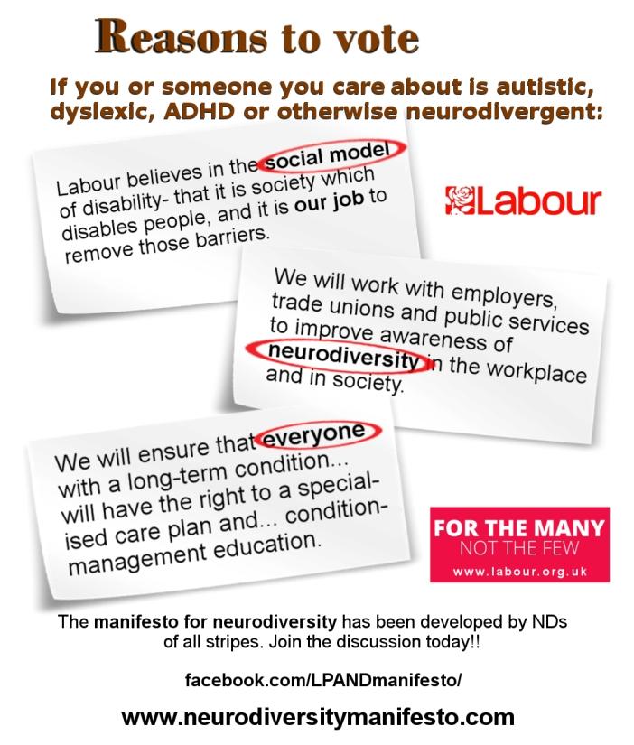 Manifesto Leaflet May 2017